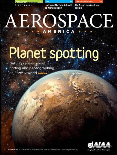Aerospace America September 2016