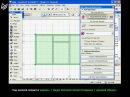 ArchiCAD Проектирование проема для лестницы.videobuilders