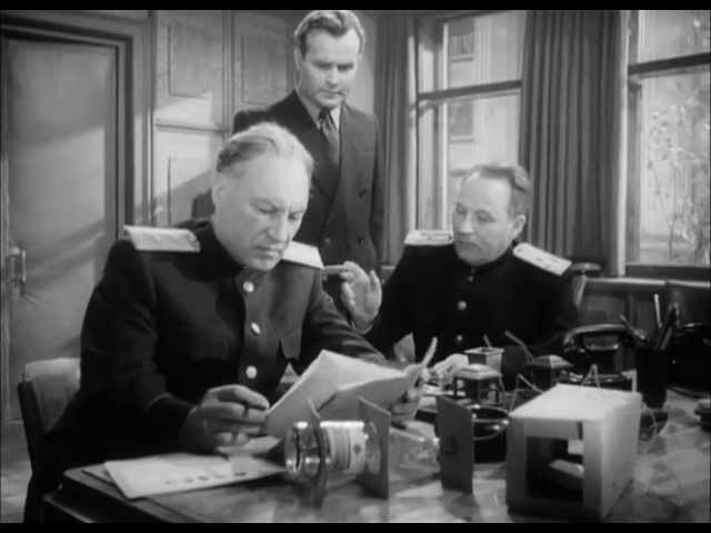 Дело Пёстрых приключения реж Николай Досталь 1958 г