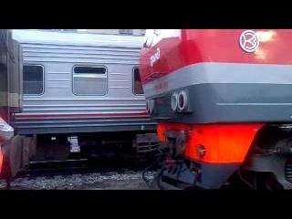 смена локомотива
