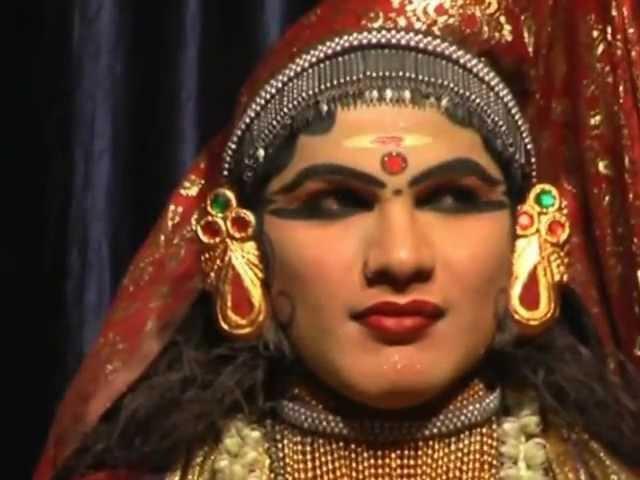 Индийский театр Катхакали Танец для глаз