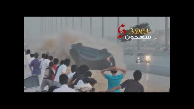 SAUDI DRIFT ACCIDENTS drifting car crashes compilation of BEST clips car crash compilation wypadki