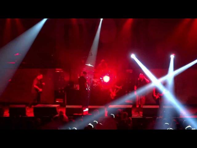 Toxpack feat Gary Meskil Pro Pain No Remorse Huxleys Berlin 21 12 2013