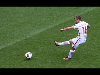 Гол Блащиковски в ворота Швейцарии Błaszczykowski Goal Switzerland vs Poland