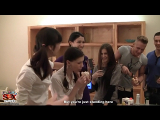 Studentsexparties- wild college orgy after an exam all sex party porn 21+ hd 720 вечеринка секс туса пати трахаются соски шлюхи