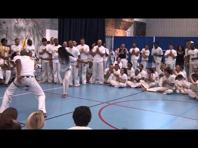 Batizado mestre Torneiro capoeira Senzala 2013