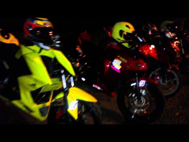 Ninja 300 SMOC Sport Motorcycle Owner Club Kopdar dadakan kuningan Ninja 250
