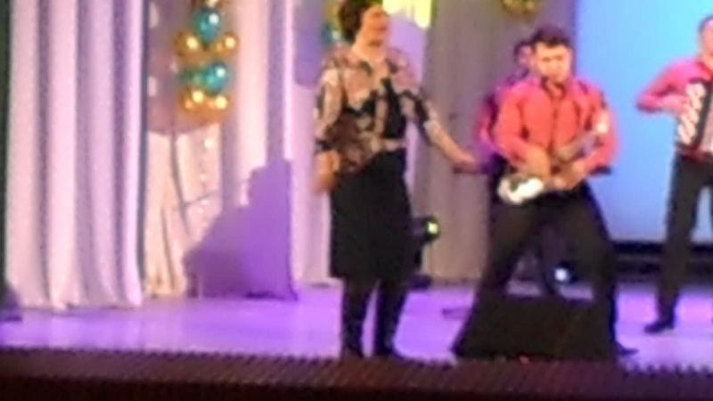дк Молодёжи концерт Нафката Нигматуллина и моя жена 20 03 2015