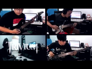 Trivium - Shattering The Skies Above COVER
