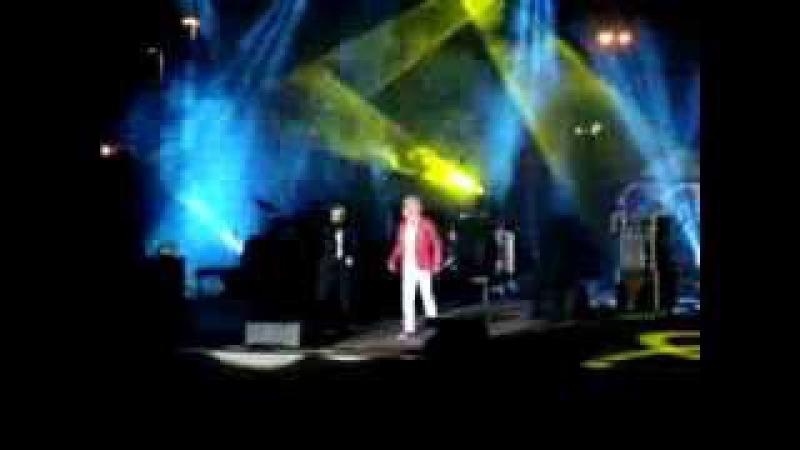 Николай Трубач и Борис Моисеев Голубая луна Live @ Фестиваль Звуки моря 2013 Ашдо