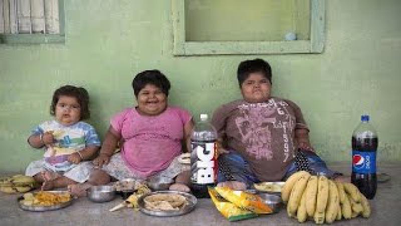 Доктор Патрицио Кенни о детском ожирении