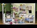 Miniature Dollhouse kit Kitten diary ミニチュアドールハウスキット作り 子猫日記