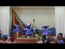Пинежский коллектив Ровесники. Народно-сценический танец Русские зимы веселы, красивы