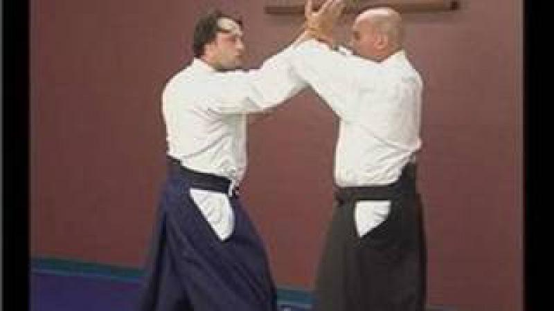 Yokomenuchi Waza Intermediate Aikido Techniques Ikkyo from Ukenagashi Tenkan