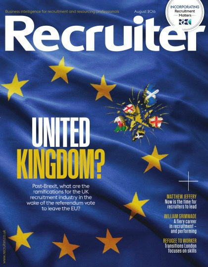 Recruiter - August 2016