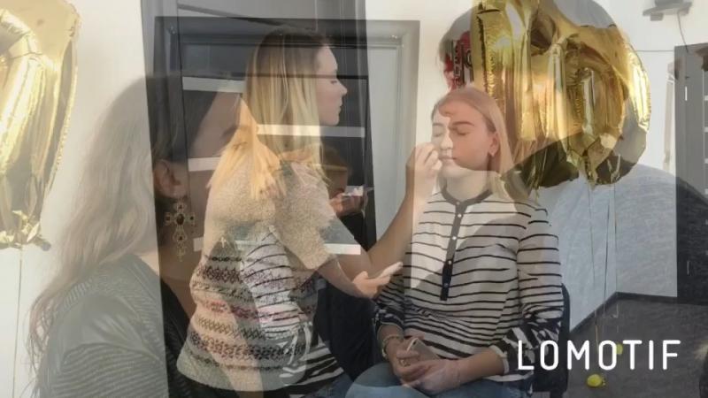 Обучение Современный проф визажист в студии kolchik beauty pro