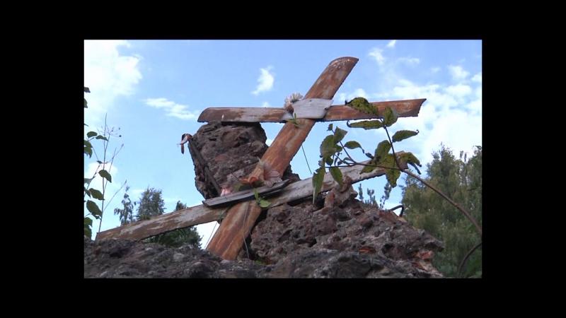 Восстановление поклонного креста - ЛИК-тв