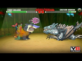 Mutant Fighting Cup 2 (Asia Cup 18) Furry Bulldog VS Eastern Dragon (Dog Part 58)