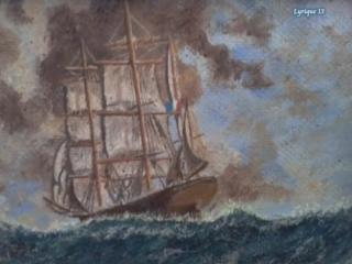 Arthur Rimbaud - Le bateau ivre - Laurent Terzieff - Артур Рембо - Пьяный корабль - Терзиефф, Лоран