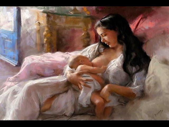 красота Женщин в картинах Висенте Ромеро Редондо