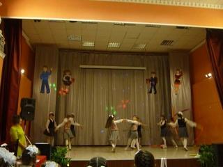 #2 класс#Лицейский звездопад#Танец с ленточками#