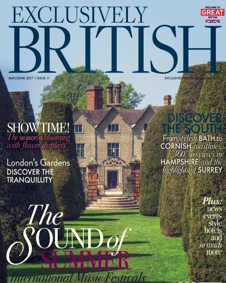 Exclusively British Issue 11 MayJune 2017