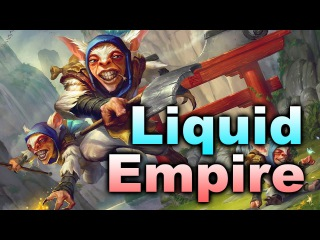 Liquid vs Empire - WellPlay  Dota 2