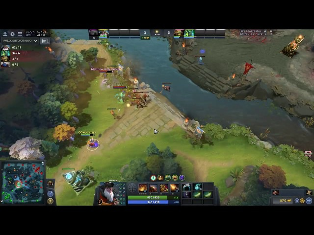 Yond Waveafterwave vs GN GGWPLanaya Epulze Streamer's cup semi final Game1