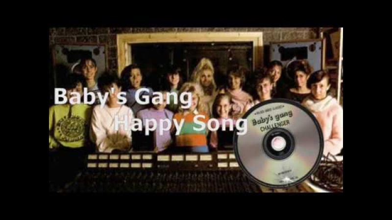 Baby's Gang Happy Song EqHQ