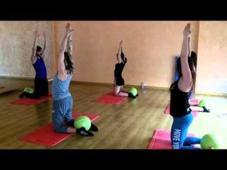 Corso Istruttori Matwork 1°livello (Masterclass Pilates Gymball)/ Минибол