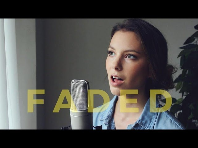 Faded - Alan Walker | Romy Wave (piano cover)