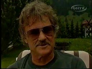 "Kris kristofferson interview to the ""onyx"" [german tv] (1996)"