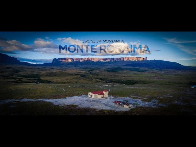 DRONE DA MONTANHA - MONTE RORAIMA