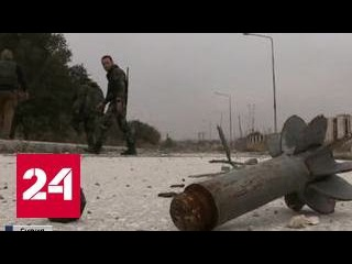 Сирийский Сталинград: в восточном Алеппо боевики складывают оружие