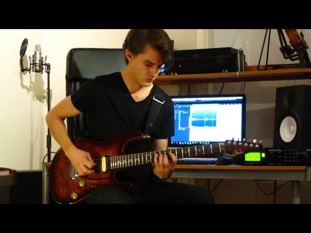 Mats Lexell Pegboard Nerds Disconnected guitar cover