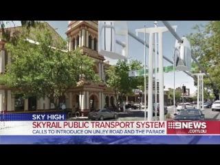 Род Хук предлагает властям Анли строить SkyWay вместо трамвайных линий