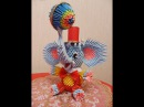 How to make 3D Origami Elephant? - Hướng dẫn xếp con voi Origami 3D