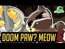[Origin Story] Doomfist as a CAT - DOOMPAW - Katsuwatch Overwatch Cats
