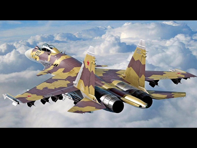 Russian SU 37! This Baby is definitely flying like UFO! OMG how it's possible! AMAZING!