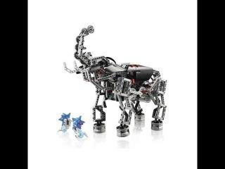 Русский робот за 12 млрд оказался игрушкой LEGO.