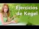Ejercicios de Kegel para fortalecer el suelo pélvico