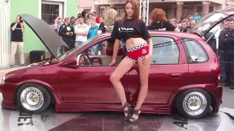 Rockford Fosgate belgia Opel Corsa Wojna północ południe skaryszew 2012