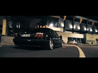 Gangstas Paradise   Maaad BMW 7er e38