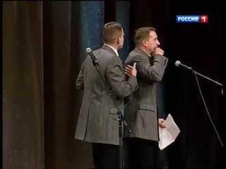 Братья Пономаренко-Случай на радио