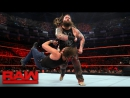 [WWE QTV]Мандей Найт[Raw]☆[Dean Ambrose vs Bray Wyatt]Дин Эмброуз против Брей Уайатт ]8 May 2017]720]