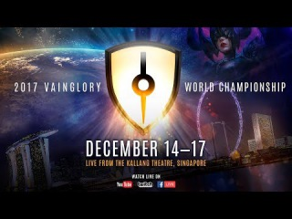 Vainglory 5v5 - the revolution of mobile games