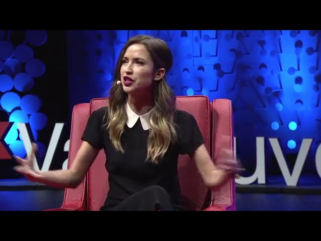 Reality TV Let's call it manufactured television Kaitlyn Bristowe TEDxVancouver