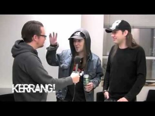 children of bodom-janne wirman and alexi laiho interview kerrang podcast