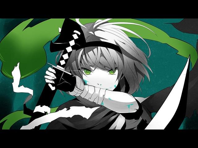 【東方Vocal/Traditional Rock】 SAMURAI GHOST GIRL, KILL! KILL! 「Akatsuki Records」 【Subbed】