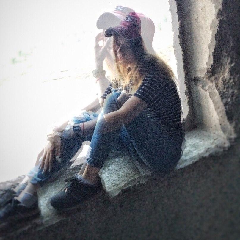 Лиза Анохина Слив Фото